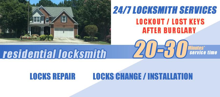 Residential locksmith Buckhead
